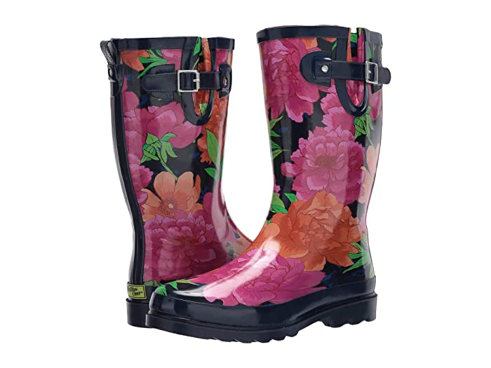 Western Chief Bold Blossoms Rain Boot