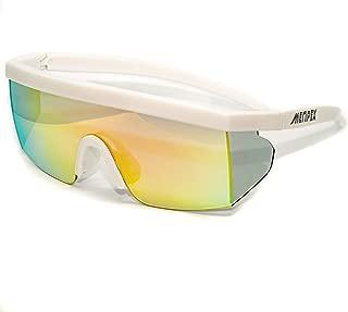 Unisex Sport Retro Vintage Mirrored Sunglasses (Cheaper than Pit Viper Sunglasses)