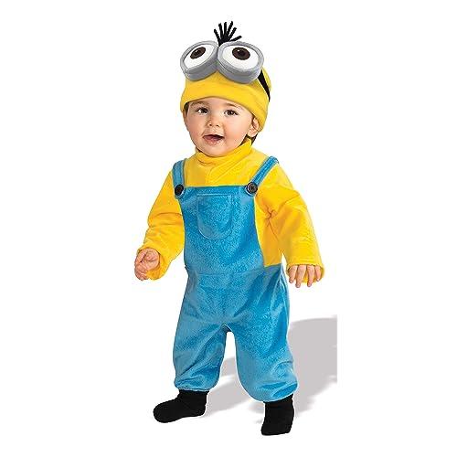 Halloween Costume 500.Minion Halloween Costume Amazon Com
