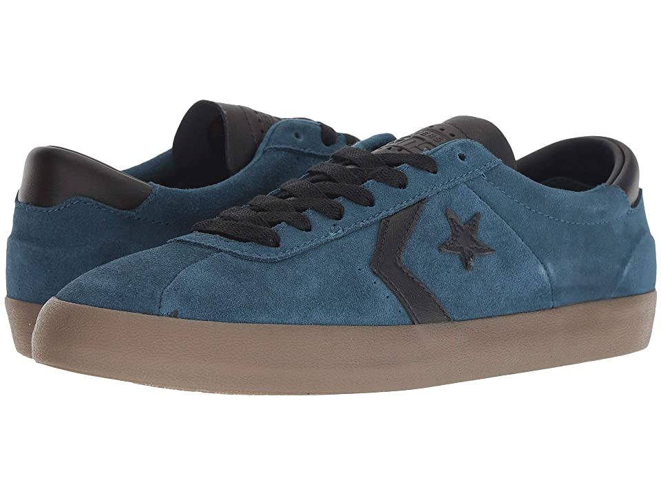 Converse Skate Breakpoint Pro Ox (Blue Fir/Black/Gum Brown) Men