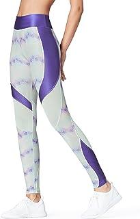 Activewear Women's Mesh Insert Sports Leggings