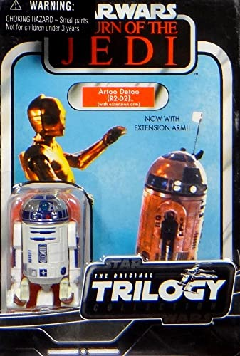 Artoo Detoo (R2-D2) with Extension Arm  Return of the Jedi  - Star Wars Vintage The Saga Collection 2004 (VOTC) von Hasbro