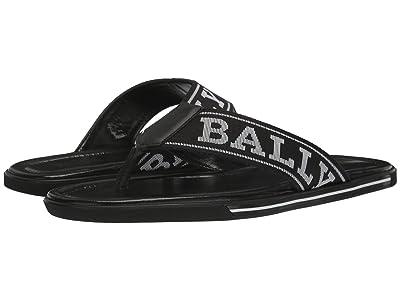 Bally Border-T/200 (Black/White) Men