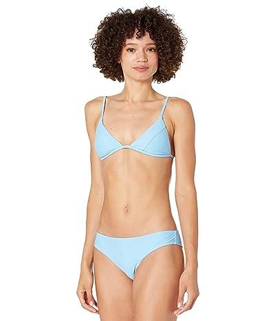 Volcom Simply Solid Tri Bikini Top