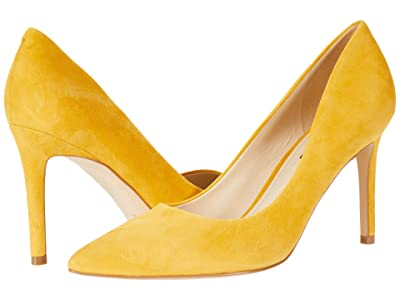 Nine West Ezra Pump (Yellow 1) Women