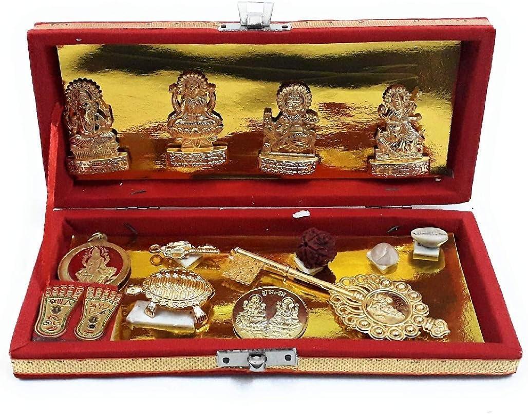 GE Export Ranking TOP6 Metal Sarv Samriddhi Yantra Denver Mall cm 8 Multi_19 X Box