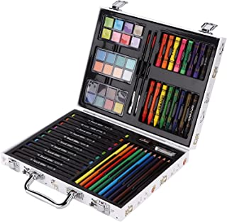Painting Tools Kit, Art Supplies for Kids Drawing Set Professional for Home School