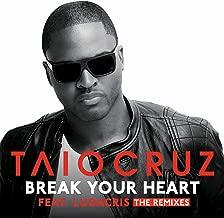 Best taio cruz break your heart song Reviews