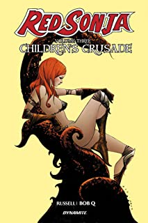 Red Sonja Vol. 3: Children's Crusade