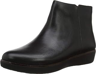 FitFlop Women's Ziggy Zip Ankle Boot
