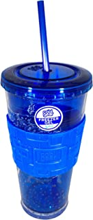 Cool Gear 24 oz. Freezer Gel Chiller Tumbler (Dark Blue)