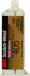 3M Scotch-Weld Epoxy Adhesive DP405 Black, 400 mL