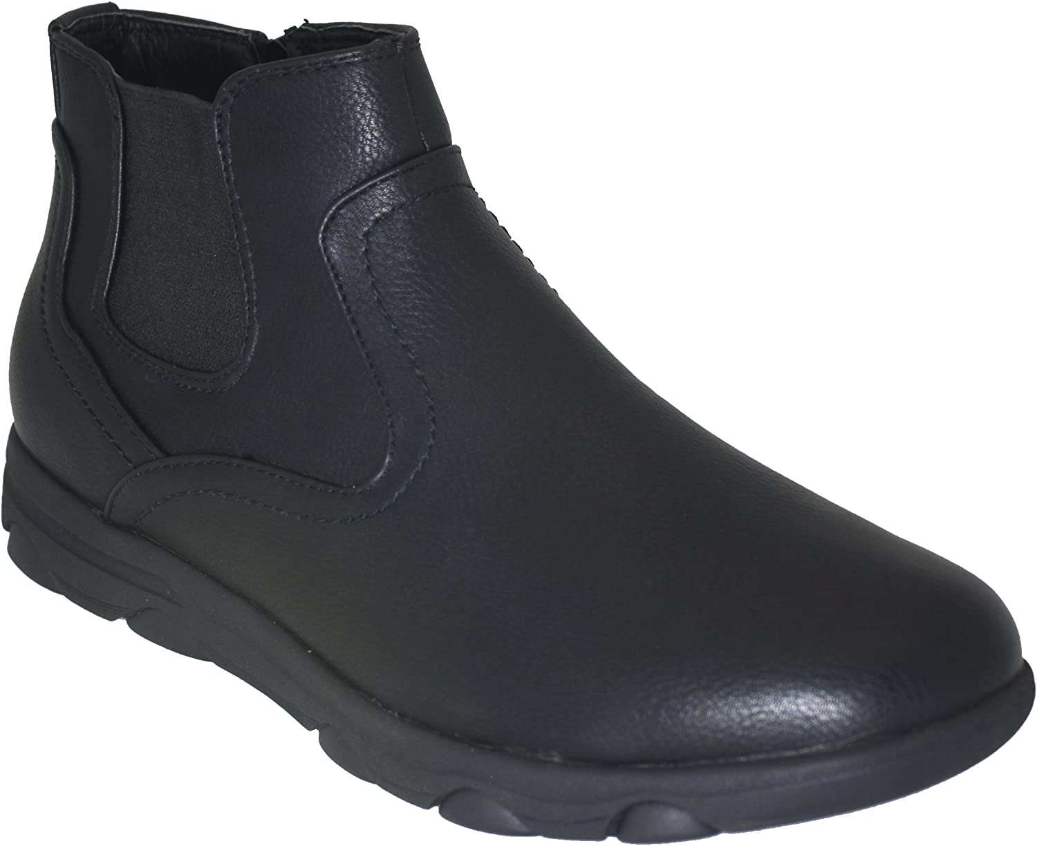 Gelato Mens 8558 Non-Slip Professional Comfort Work shoes with Memory Insole
