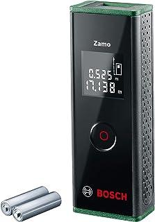 Bosch laseravståndsmätare Zamo (tredje generationen, mätområde: 0,15–20,00m, kartong)