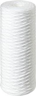 "Pentek WP.5BB97P String-Wound Polypropylene Filter Cartridge, 10"" x 4.5"", 0.5 Micron"