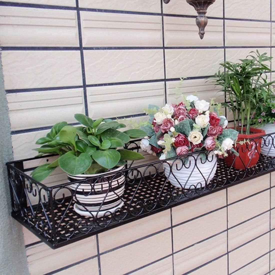 Latest item LLYU European-Style Balcony Wrought Some reservation Iron Flower Ha Stand Railing