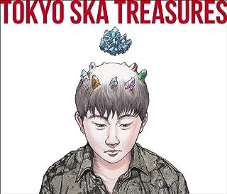【Amazon.co.jp限定】TOKYO SKA TREASURES ~ベスト・オブ・東京スカパラダイスオーケストラ~(CD3枚組)(オリジナルデカジャケットTOKYO SK...