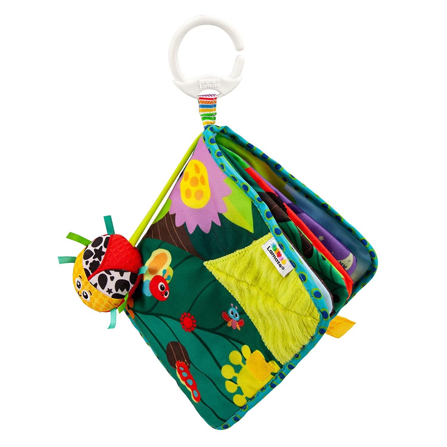 Factory Recommended outlet LAMAZE Bitty Bug Book