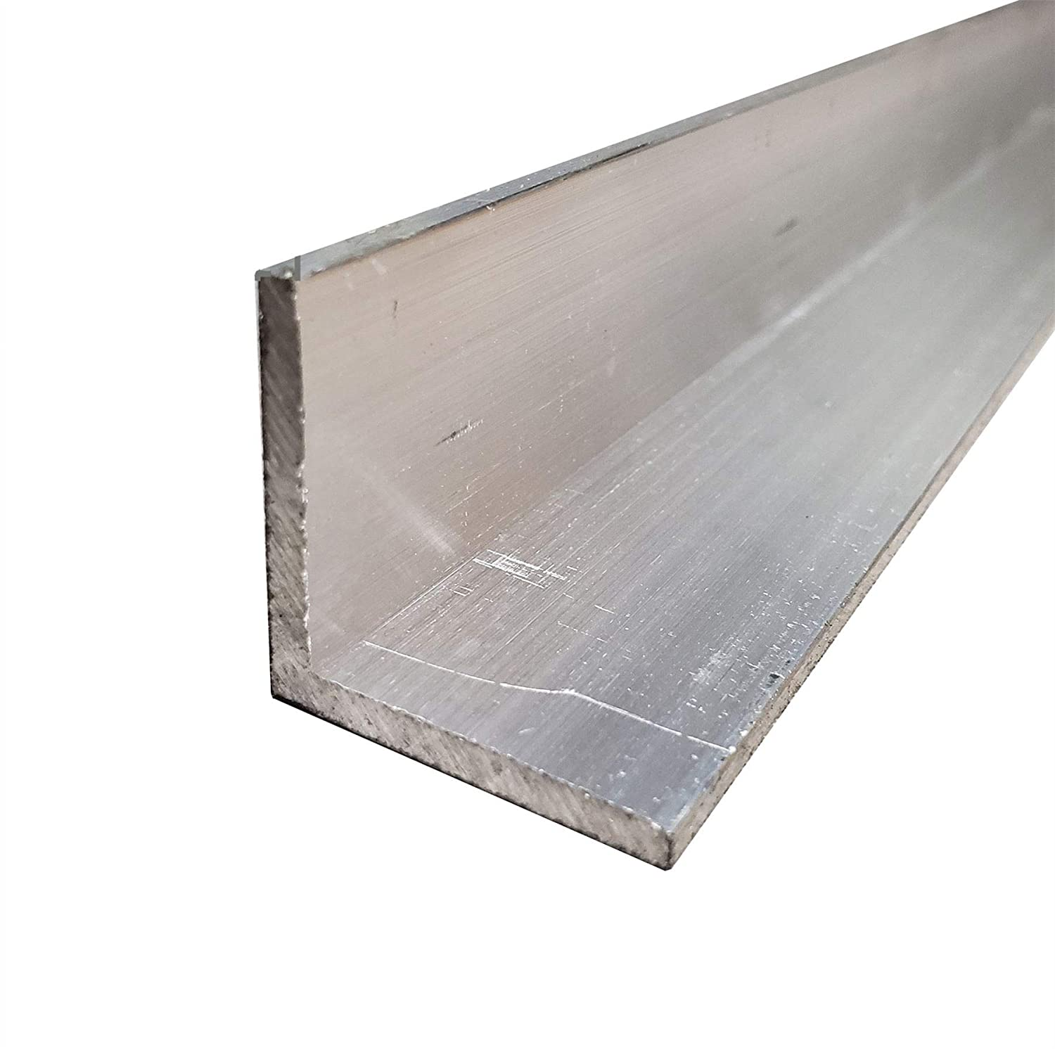 Online Max 47% OFF Metal Supply 6063-T52 Aluminum Los Angeles Mall Angle 3 4