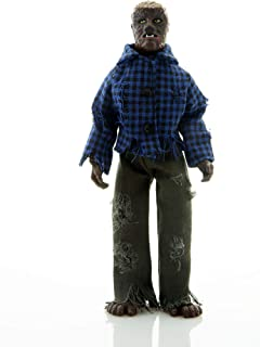 "Mego Action Figures, 8"" The Wolfman, B&W (Limited Edition Collector'S Item)"