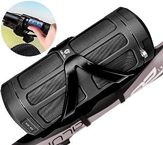 Bluetooth Speaker System by Celtic Blu - 16W 100ft Range w/ Surround Sound - Comes w/ Built-In Power Bank TF Slot FM Bike ...