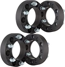 SCITOO 1.5 inch 1.5 HUB Centric 6x139.7mm to 6x139.7mm 6X5.5 to 6x5.5 Wheel Spacers Adapter fits for Toyota Tundra FJ Cruiser 4-Runner Sequoia 2007-2015