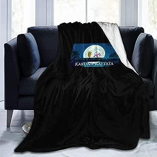 TammyRLewis Kakuna Rattata Soft Comfortable Warm Micro Fleece Blanket 60