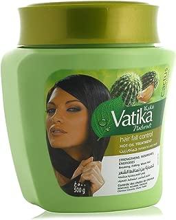 Vatika Hair Fall Control Hot Oil Treatment Cream - 1 kg