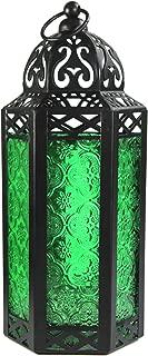 green glass decor