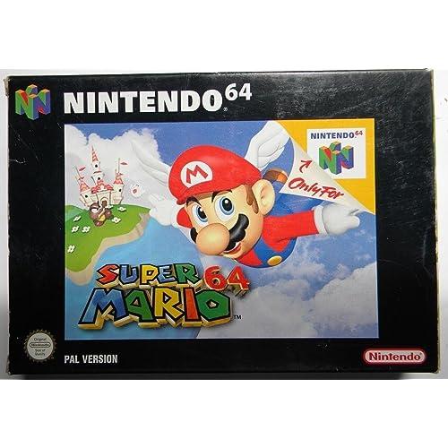 N64 Super Mario 64: Amazon com