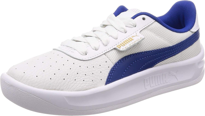 PUMA Unisex Adult California Low-Top Sneakers