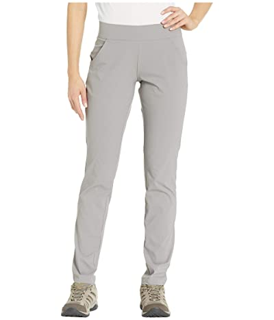 Columbia Anytime Casual Pull-On Pants (Light Grey) Women
