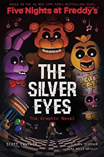 The Silver Eyes (Five Nights at Freddy's Graphic Novel #1) (1)