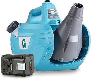 G Fogger Machine Disinfectant ULV Atomizer Sprayer Electric Handheld Cordless 2GAL 48V DC Li-Ion Mist Duster Blower Adjust...