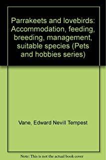 lovebirds accommodation