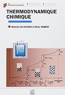 Thermodynamique chimique (Grenoble sciences)