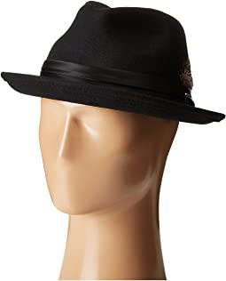 Crush Wool Felt Fedora