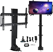 Happybuy Motorized TV Lift Flat TV 1000mm TV Lift Mechanism Auto Lifting Adjustable Height with Wireless RF Remote Controller for Plasma LCD LED TV and Monitors (C)