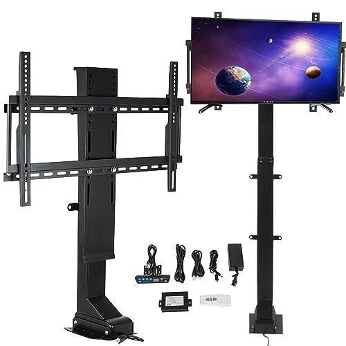 UNO RoboMount Motorized Powered TV Wall Mount w// Remote /& App Tilt and Swivel