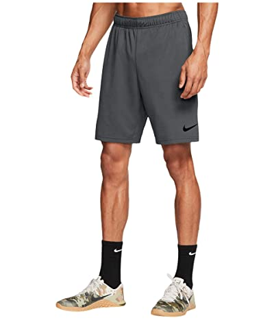Nike Big Tall Dry Shorts Epic 2.0 (Iron Grey/Black) Men