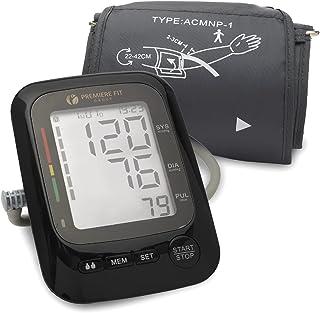 دستگاه فشار خون بالا دیجیتال خانگی با کاف بزرگتر راحت تر ، دستگاه فشار خون بالای بازو