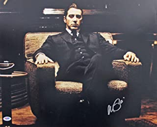 Al Pacino Godfather Signed 16x20 Photo Autographed Itp #6A69101 - PSA/DNA Certified
