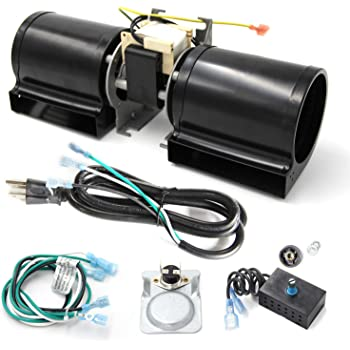 Pacific; Rotom Replacement Nordica Fireplace Valley Comfort Fireplace Blower for Osburn