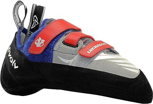 Evolv Luchador SC SC SC Climbing chaussures - Hommes's gris argent 7.5 d15