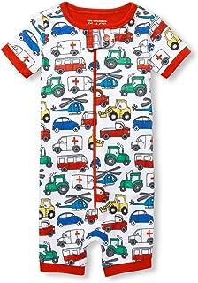 Baby Boys Graphic Short Sleeve Bodysuit