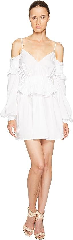 Francesco Scognamiglio - Off Shoulder Strapless Dress