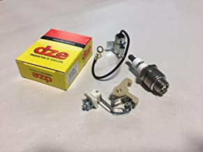 Outdoor Power Deals Points & Condenser Spark Plug for Tecumseh H22 H25 H30 H35 H40 H50 H60 H70 H80