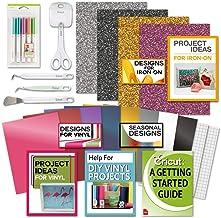 Best Cricut Tools Bundle Beginner Cricut Guide, Vinyl Pack, Basic Tools and Cricut Explore Fine Point Pens Review