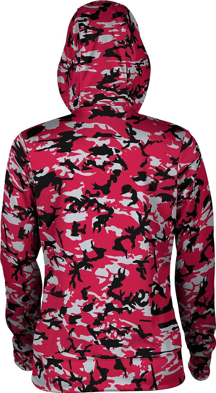 ProSphere University of New Mexico Girls' Pullover Hoodie, School Spirit Sweatshirt (Camo)