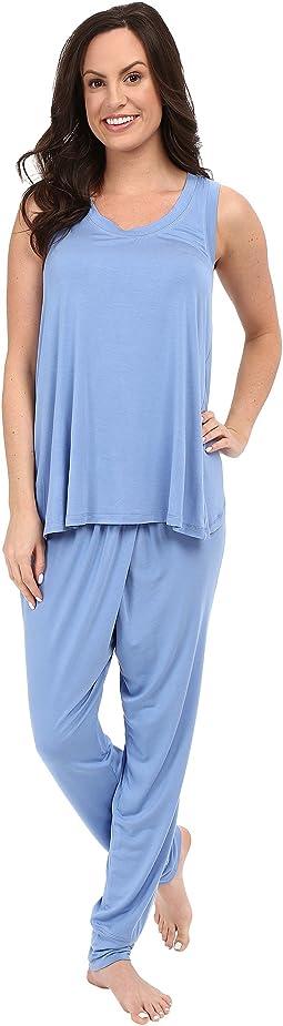 Sleeveless Pajama